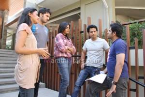 Lagna Pahave Karun Upcoming Marathi movie Stills