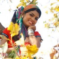 Mahima Photos Gandh Phulancha Gela Saangun Etv Serial Actress