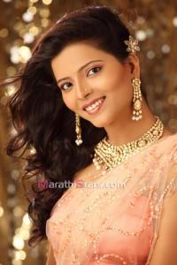 Suvarna Kale Marathi Actress photos