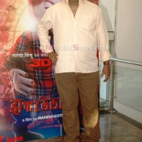 Deepak Shirke at Zapatlela 2 First look launch Party