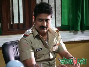 Jitendra Joshi Marathi Actor - KOKANASHTA Marathi Movie Stills
