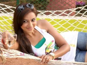 Pallavi Subhash Marathi Actress in Premsutra