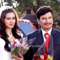 Pallavi Subhash & Sandip kulkarni in film Premsutra