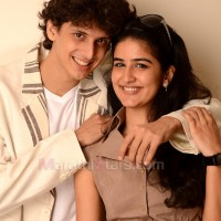 Rohan Talwalkar and Vaidehi Parshurami - KOKANASHTA Marathi Movie Stills