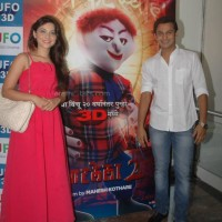 Sonalee Kulkarni & Adinath Kothare at Zapatlela 2 First look launch