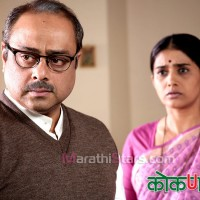 Sonali Kulkarni and Sachin Khedekar - KOKANASHTA Marathi Movie Stills