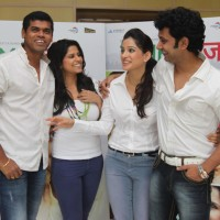 Umesh Kamat, Priya Bapat, Sai Tamhankar, Siddharth Jadhav : Love Story marathi movie Photos