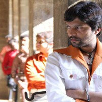 Ankush Chaudhari as DIGAMBER SHANKAR PATIL - Duniyadari Marathi Movie Still Photos