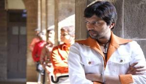 Ankush Chaudhari as DIGAMBER SHANKAR PATIL - Duniyadari Marathi Movie Still Photos