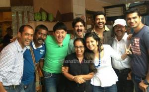 Duniyadari Marathi Movie Team