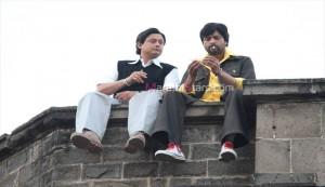 Swapnil  & Ankush - Duniyadari Marathi Movie Still Photos