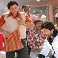 Swapnil Joshi & Ankush Chaudhary - Duniyadari Marathi Movie Still Photos