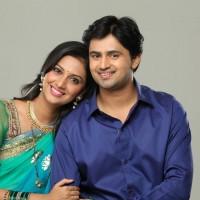 Tejashree Pradhan & Shashank Ketkar - Honaar Suun Mee Hyaa Gharchi Cast
