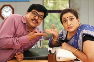 Digambar Naik & Kishori Ambiye