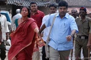 Bharat Jadhav & Pakhi Hegde Sat Na gat Movie