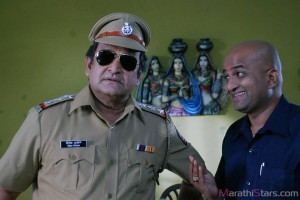 Mahesh Manjarekar & Vaibhav mangle Sat Na gat Movie