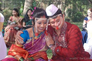 Swapnil Joshi Wedding-Marriage Photos