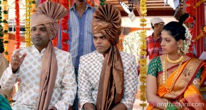 Bharat Jadhav, Sidharth Jadhav,  Smita Shewale - Dhamdhoom Marathi movie Still Photos