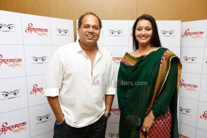 Sanjay jadhav & Renu Desai