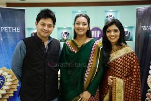 Swapnil joshi,Renu Desai & Mukta Barve