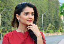 Hruta Durgule Latest photos