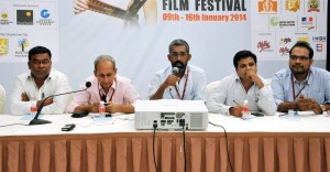 Raj Kazi, Actor Kishor Kadam, Nikhil Sane- Zee Talkies, Director Nagraj Manjule, and Producers Nilesh Navalakha and Vivek Kajaria - Pune Press Conference