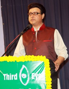 Sachin Pilgaonkar at 12th 3rd Eye Asian Film Festival