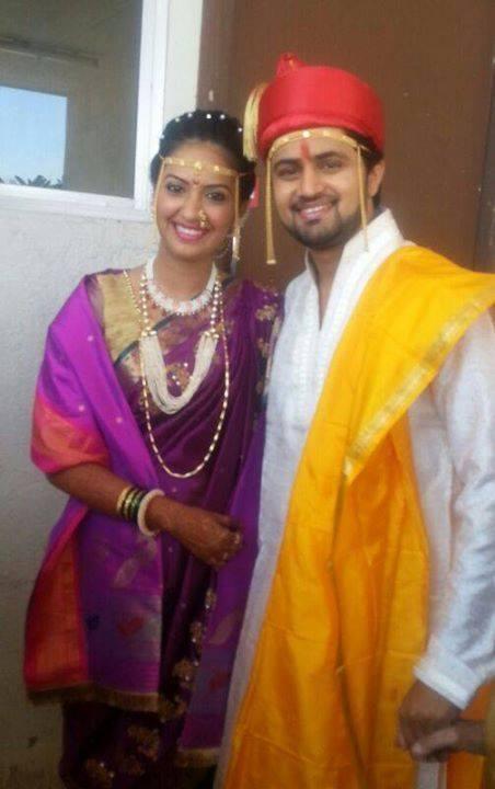 Tejashree pradhan marriage annulment