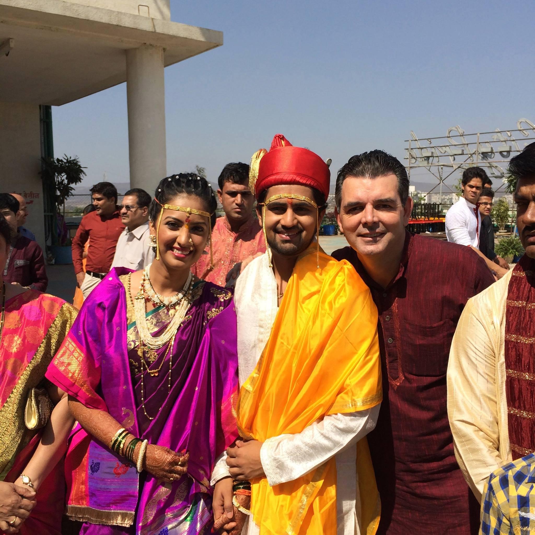 Shashank ketkar & Tejashri Pradhan Wedding Photos - Marathi Stars ...