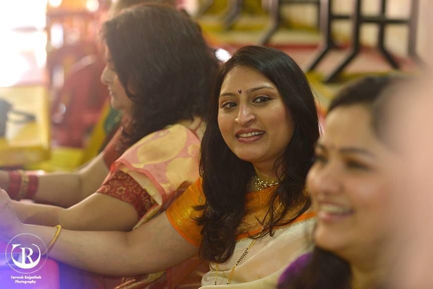 Shashank ketkar & tejashree Pradhan Wedding Photos (2) - Marathi