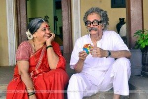 Dilip Prabhavalkar & Suhita Thatte - Jayjaykar Photos
