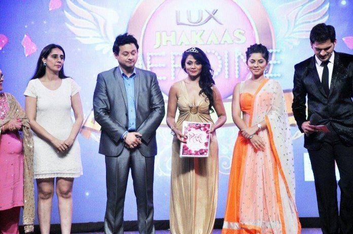 Prarthana Behere wins 'Lux Jhakaas Heroine'