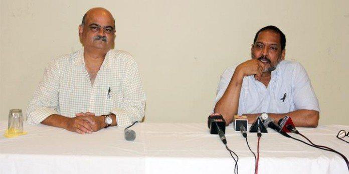 'Salaam' is a must watch film - Nana Patekar and Shrirang Godbole