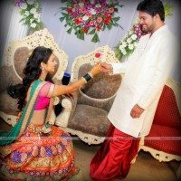 Sara Shrawan Marriage Images