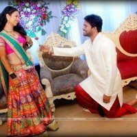 Sara Shrawan Marriage Photos