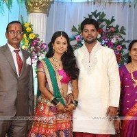 Sara Shrawan Wedding Photo