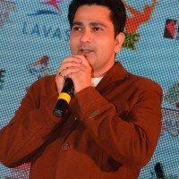Sushant Shelar - Marathi Box Cricket League Trophy Launch