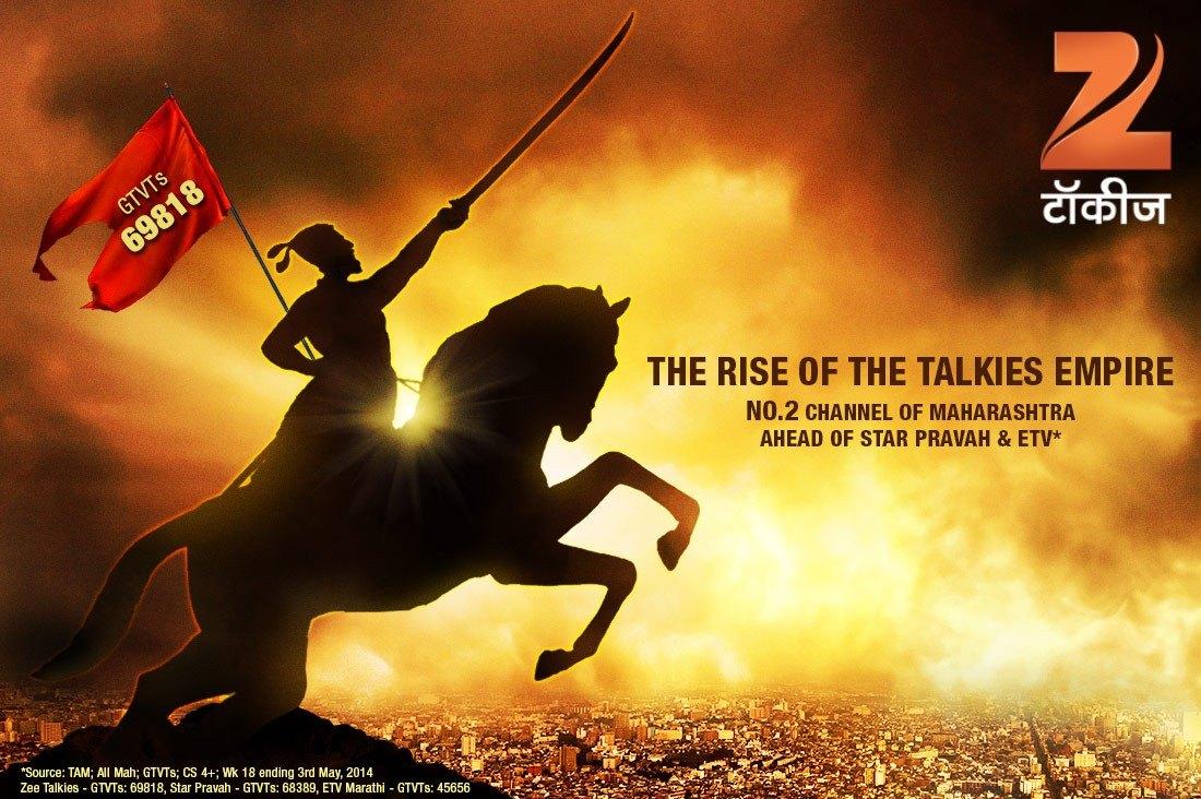 Zee Talkies beats down Star Pravah and ETV