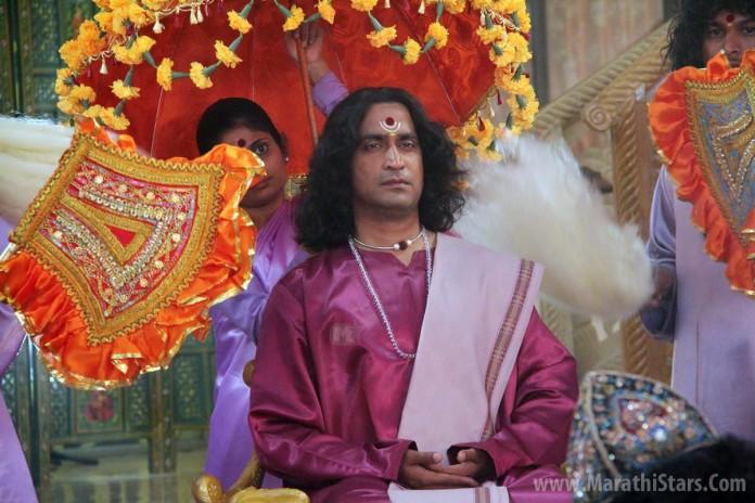 Chinmay Mandlekar as Swami
