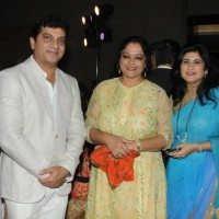 Jeetendra Thackeray, Tanvi Azmi, Shalini Thackeray - Lai Bhaari Music Launch