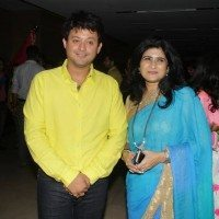 Swapnil Joshi , Shalini Thackeray - Lai Bhaari Music Launch