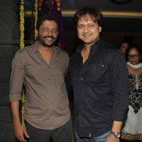 Nishikant kamat , Sunil Barve - Lai Bhaari Music Launch