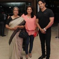 Amita Khopkar , Kavita Lad, Rajesh Shringarpure - Lai Bhaari Music Launch
