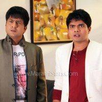 Jitendra Joshi & Hemant Dhome - HuTuTu Marathi Movie