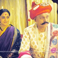 Mrunal Kulkarni & Ravindra Mankani - Rama Madhav Stills
