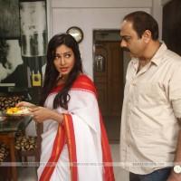Pakhi Hegde & Sachin Khedekar - Gulabi Marathi Movie