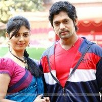 Rajesh Shringarpure & Smita Shewale - Ekta Ek Power Marathi Movie