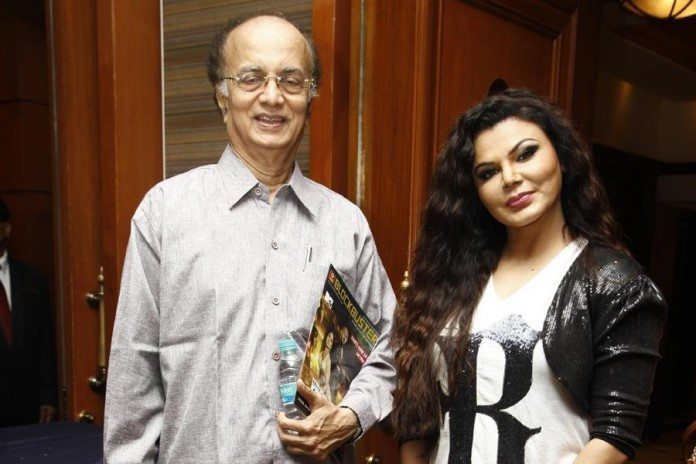Rakhi Sawant is now marathi film producer - Jayjaykar