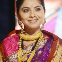 Sonalee Kulkarni - Rama madhav Photo