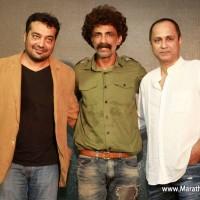 Anurag Kashyap, Makrand Deshpande & Vipul Shah